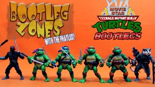 Phelous: Bootleg Zones: Movie Star TMNT