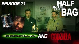 Red Letter Media: Half in the Bag: Godzilla (98) and Godzilla (2014)