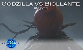 SF Debris: Godzilla vs. Biollante (1 of 2)