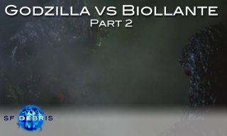 SF Debris: Godzilla vs. Biollante (2 of 2)