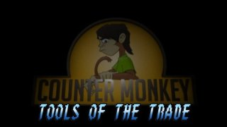The Spoony Experiment: Counter Monkey - Tools of the Trade