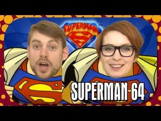 Co-Optitude: Superman - Retro Let's Play: Co-Optitude Ep 44