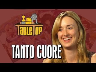 TableTop: Tanto Cuore: Ashley Johnson, Colin Ferguson, & Ryon Day Join Felicia on TableTop [Livestream]