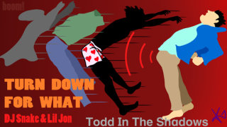 Todd in the Shadows: Turn Down for What by DJ Snake and Lil Jon