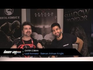 Angry Joe Show: Batman: Arkham Knight - Angry Interview E3 2014
