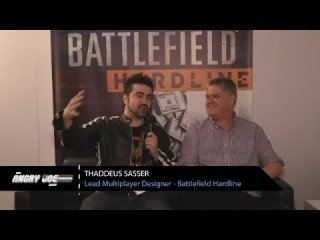 Angry Joe Show: Battlefield Hardline - Angry Interview E3 2014