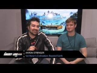 Angry Joe Show: Civilization: Beyond Earth - Angry Interview E3 2014