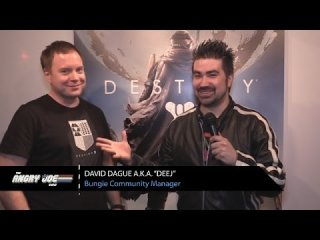 Angry Joe Show: Destiny - Angry Interview E3 2014