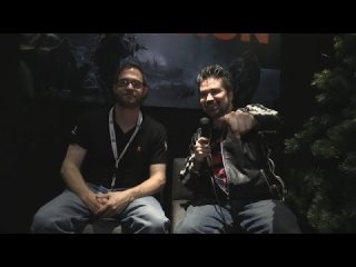 Angry Joe Show: The Division - Angry Interview E3 2014