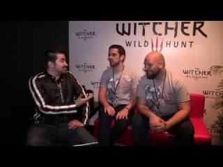 Angry Joe Show: Witcher 3 - Angry Interview E3 2014