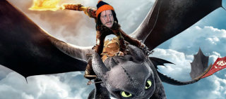 Bum Reviews: How to Train Your Dragon 2