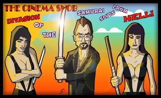 Cinema Snob: INVASION OF THE SAMURAI SLUTS FROM HELL!