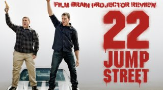 Film Brain: Projector: 22 Jump Street