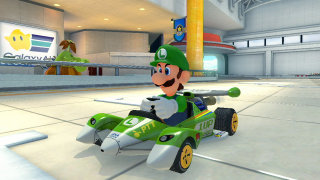 Giant Bomb: Quick Look: Mario Kart 8
