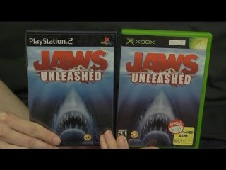 James & Mike Mondays: Jaws Unleashed (PS2)