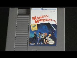 James & Mike Mondays: Maniac Mansion (NES)