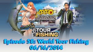 MMO Grinder: World Tour Fishing (Episode 58)