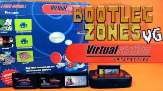 Phelous: Bootleg Zones VG: Virtual Station