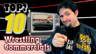 Phelous: Top 10 Wrestling Commercials