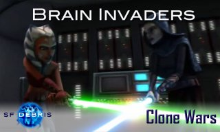 SF Debris: Clone Wars: Brain Invaders