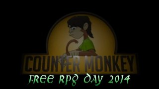 The Spoony Experiment: Counter Monkey - Free RPG Day 2014