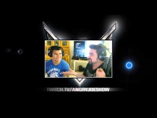 Angry Joe Show: AngryJoe Streaming The Last of Us Now!