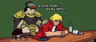 Anime Abandon: Fatal Fury: Double Impact