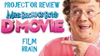 Film Brain: Projector: Mrs. Brown's Boys D'Movie