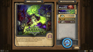 Giant Bomb: Quick Look: Hearthstone: Curse of Naxxramas