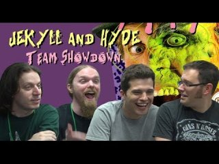James & Mike Mondays: Dr. Jekyll and Mr. Hyde Team Showdown -