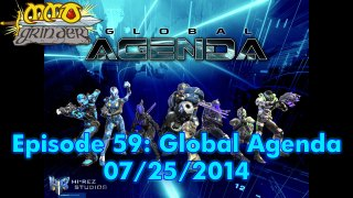 MMO Grinder: Global Agenda (Episode 59)