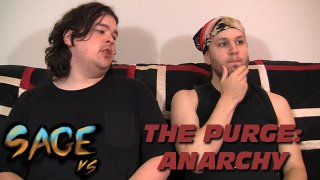 Sage Reviews: Sage vs. The Purge: Anarchy