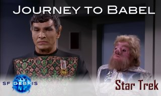 SF Debris: TOS: Journey to Babel