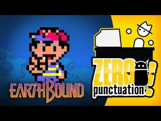 Zero Punctuation: EarthBound - Not Your Typical JRPG