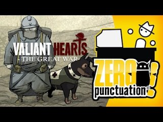 Zero Punctuation: Enemy Front & Valiant Hearts: The Great War