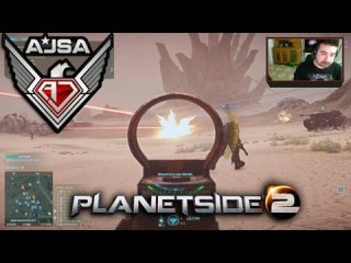 Angry Joe Show: AngryJoe Destroyed in Planetside 2 Event!