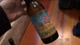 Brad Jones: Brad Tries Chatterbox Beer