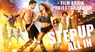 Film Brain: Projector: Step Up - All In