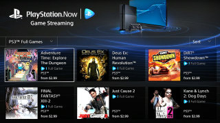 Giant Bomb: Quick Look: PlayStation Now