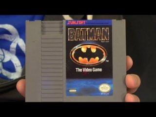 James & Mike Mondays: Batman: The Video Game (NES) Part 1 -