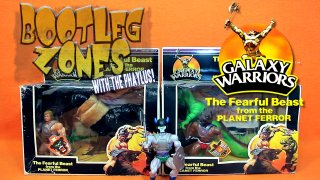Phelous: Bootleg Zones: Galaxy Warriors Beasts