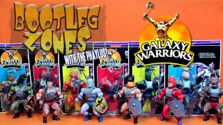 Phelous: Bootleg Zones: Galaxy Warriors