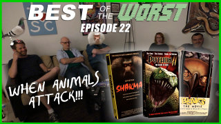 Red Letter Media: Best of the Worst: Shakma, Python II, and Beaks: The Movie