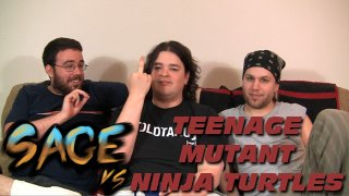 Sage Reviews: Sage vs. Teenage Mutant Ninja Turtles