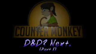 The Spoony Experiment: Counter Monkey - D&D 5th Edition (Part 1)