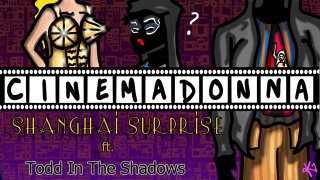 Todd in the Shadows: CINEMADONNA: Shanghai Surprise