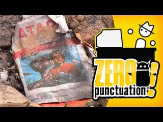 Zero Punctuation: E.T. The Worst Game Ever