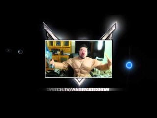 Angry Joe Show: AngryJoe Livestreaming Gauntlet Now!