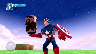 Giant Bomb: Quick Look: Disney Infinity: Marvel Super Heroes