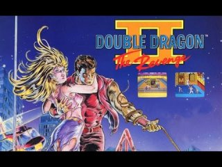 James & Mike Mondays: Double Dragon II: The Revenge (NES) Part 2 -